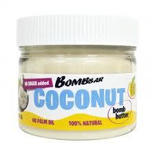 BOMBBAR Coconut Butter | Кокосовая паста 300 г