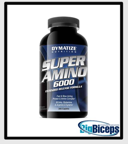 Dymatize Super Amino 6000, 180 таб