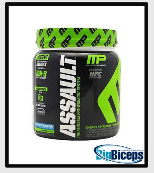MusclePharm Assault 30 порций