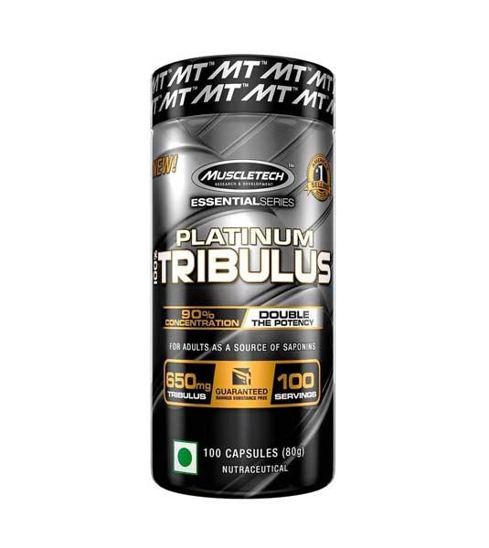 Muscletech Platinum Tribulus 100 капс