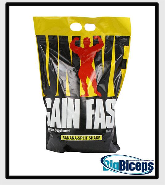 Universal Nutrition Gain Fast 10lb(4540 gr)