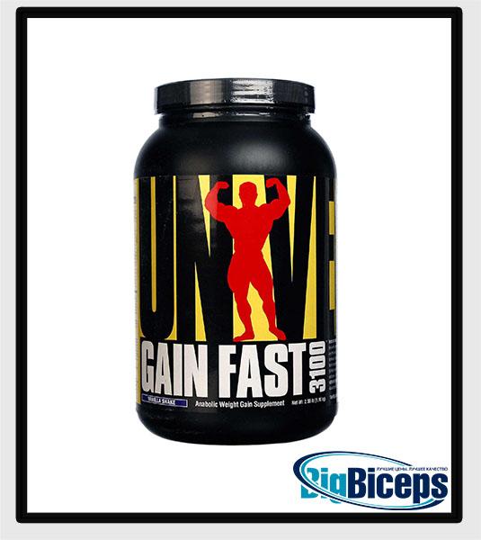 Universal Nutrition Gain Fast 5 lb (2.3 kg)