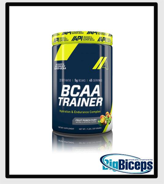 API BCAA Trainer (387gr)