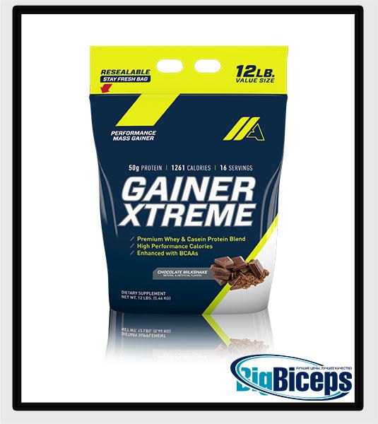 API GAINER XTREME 6LB(2.7 kg)