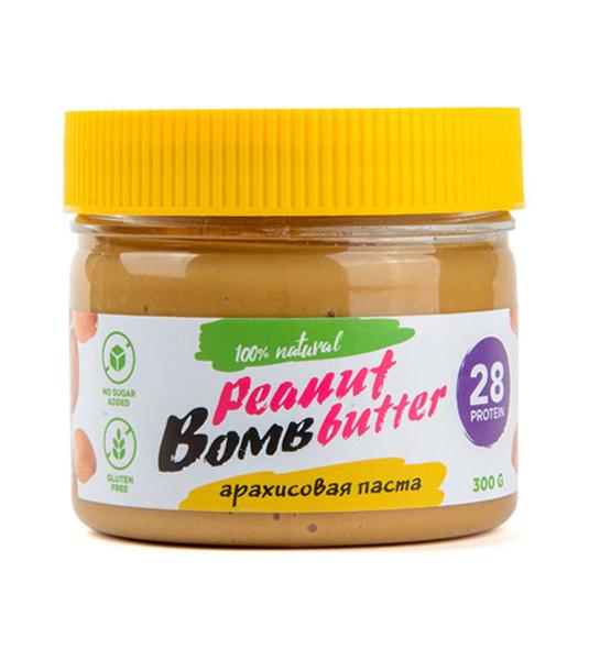 Bombbar Bombbutter | Арахисовая паста 300 г