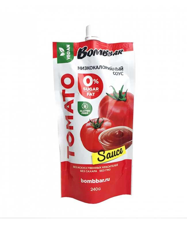 Bombbar Sauce (Низкокалорийный соус) 240 gr