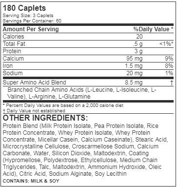 Dymatize Super Protein Amino 6000 180 таб