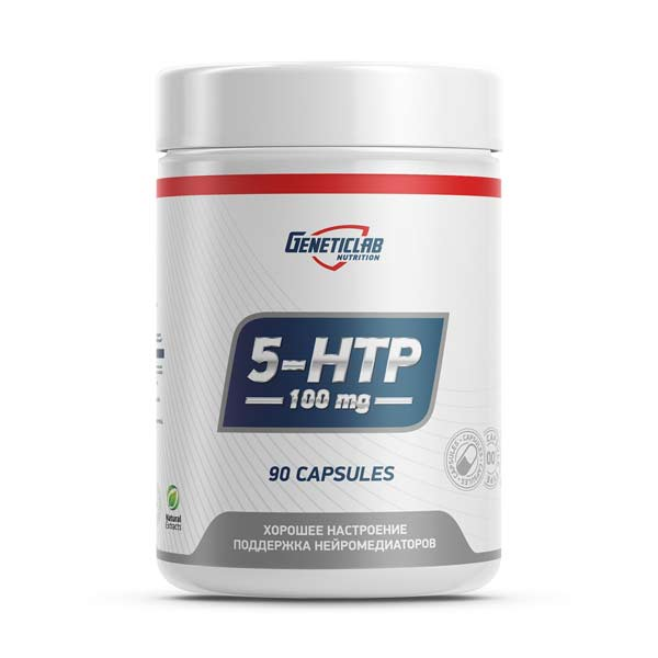 Geneticlab 5-HTP 90 капсул