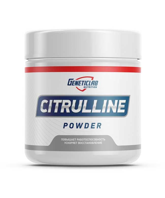 Geneticlab Citrulline 300 гр