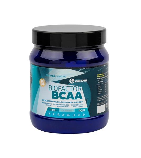 Geon Biofactor BCAA 4:1:1 450 таб