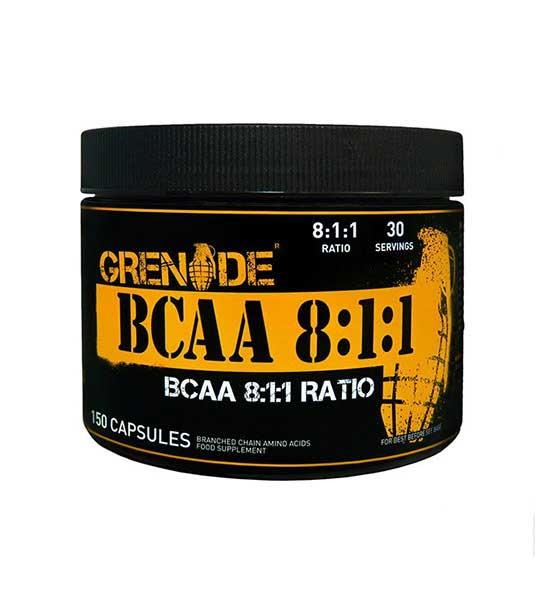 Grenade BCAA 8:1:1 150 капс