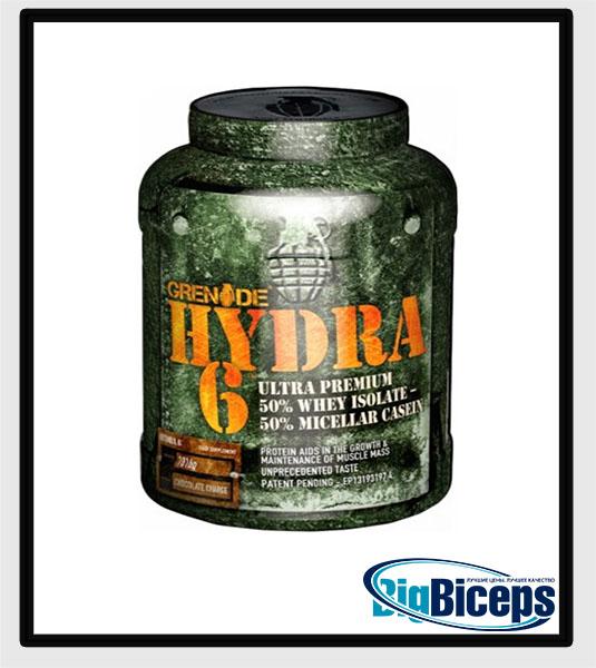 Grenade Hydra 6 4LB (1.8kg)