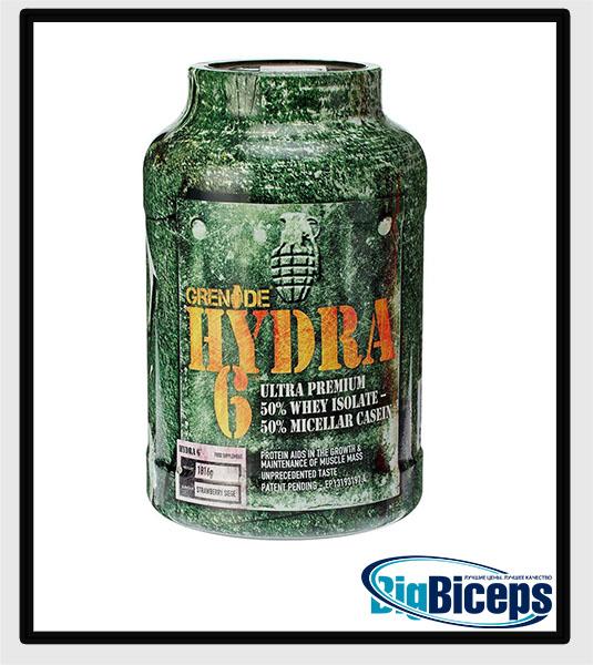 Grenade Hydra 6 (908gr)