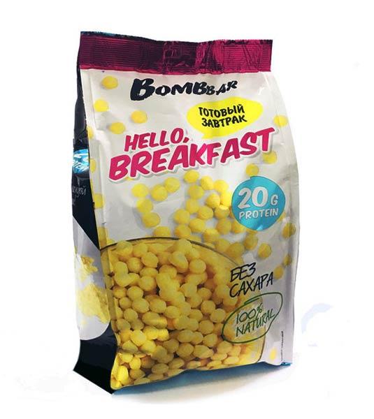 Bombbar Hello Breakfast завтрак протеиновый, 250 г