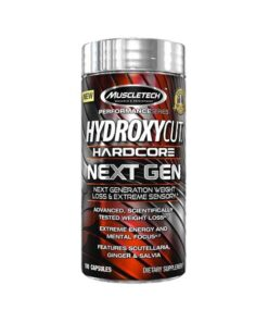 MuscleTech Hydroxycut Hardcore Next Gen 100 капс
