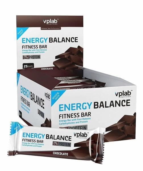 Vplab ENERGY BALANCE FITNESS BAR 35gr