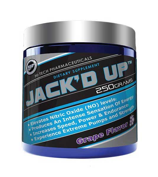 Hi-Tech Jack'd Up 45 порций