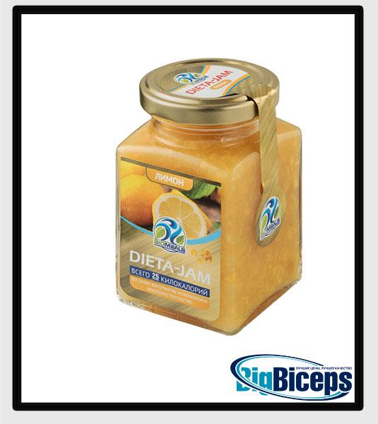 BIOMEALS DIETA-JAM, лимон, 230 гр.