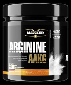 maxler Arginine AAKG 300g