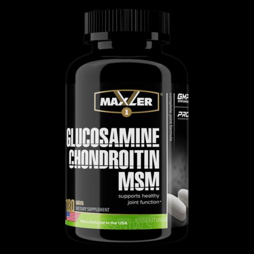 maxler Glucosamine Chondroitin MSM 180 tab