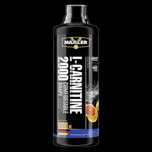 maxler L-Carnitine 2000 Bottle citrus - 1000ml