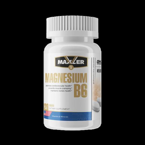 maxler Magnesium B6 120 tab