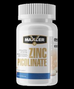 maxler Zinc Picolinate 50mg 60 tab