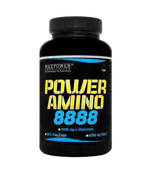 MaxPower Power Amino 8888 200 таб
