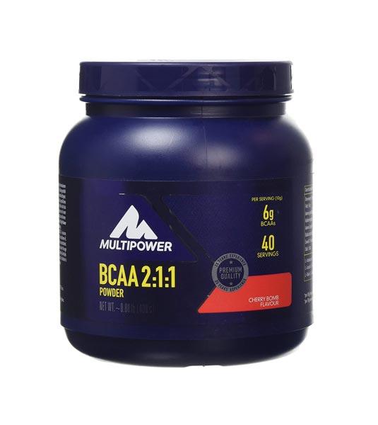 Multipower BCAA Powder 400 г