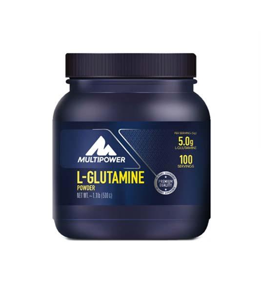 Multipower Glutamine 500 г