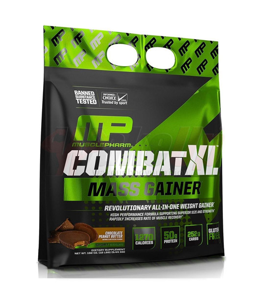 MusclePharm Combat XL Mass Gainer 5440 г