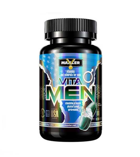 Maxler Vitamen 180 таб
