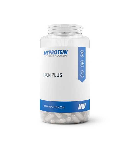 MyProtein Iron Plus 30 таб
