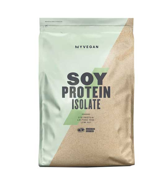 Myprotein Soy Protein Isolate 1 кг