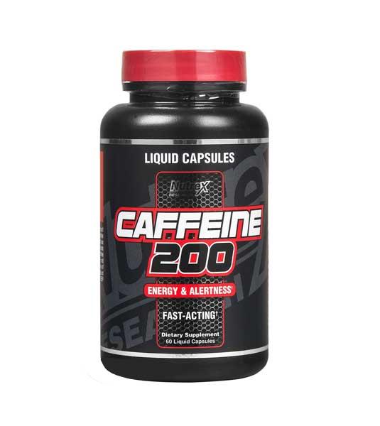 Nutrex Caffeine 200 60 капсул