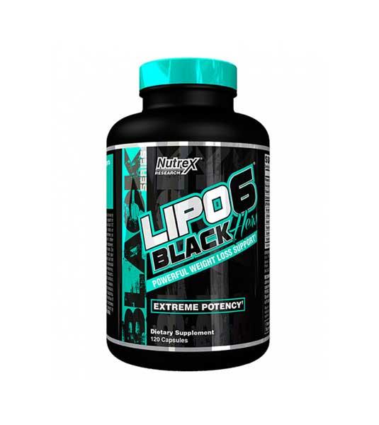 Nutrex Lipo-6 Black Hers 120 капс