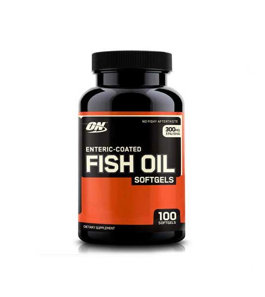 Optimum Nutrition Fish Oil 100 капс