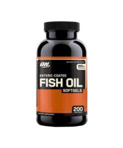 Optimum Nutrition Fish Oil 200 капс