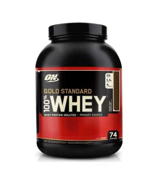 Optimum Nutrition Whey Gold Standard 100% 2270 г
