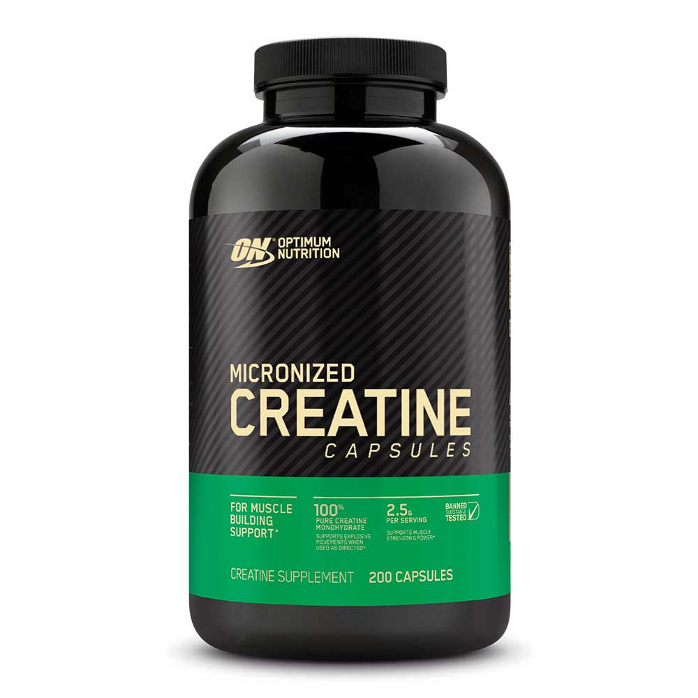 Optimum Nutrition Creatine 200 капс