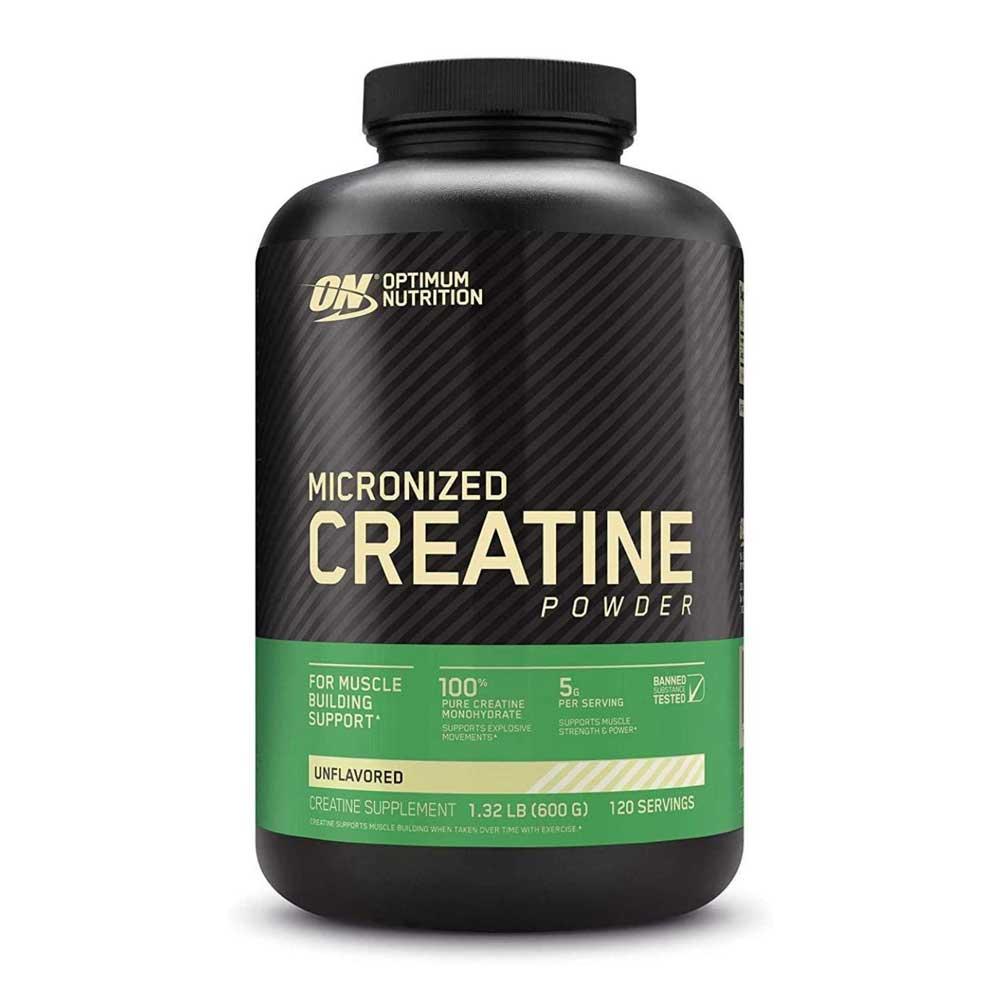 Optimum Nutrition Creatine Powder 600 г