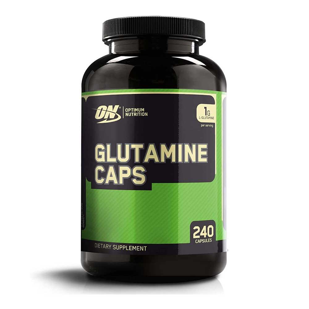 Optimum Nutrition Glutamine 240 капс