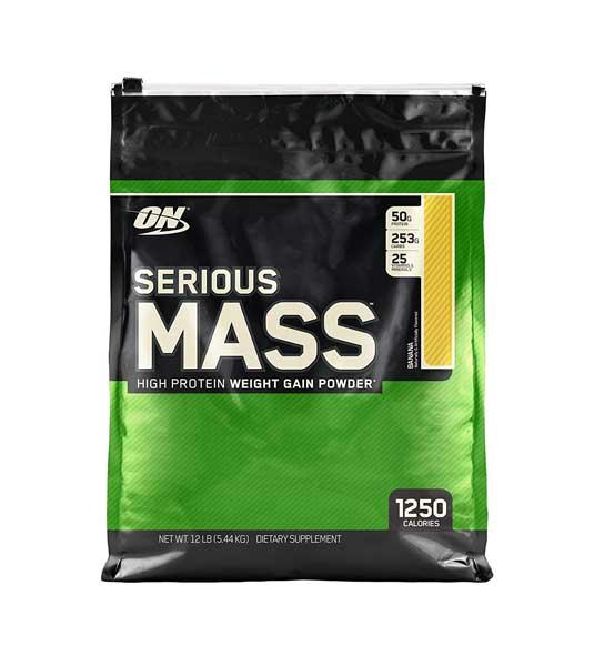 Optimum Nutrition Serious Mass 5440 г