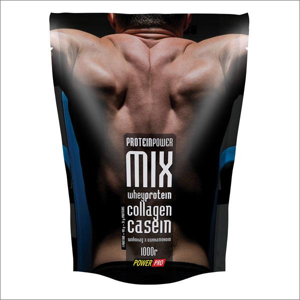 Power Pro Mix WheyProtein (Протеин) 1000 gr