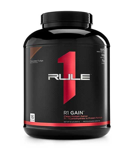 Rule 1 R1 Gain 2,3 кг