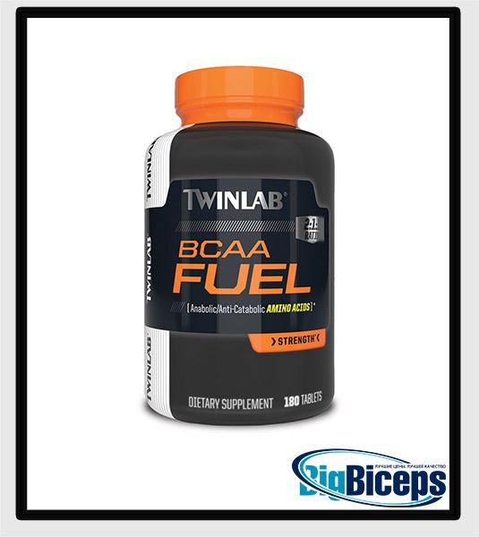 Twinlab BCAA Fuel 180 tab