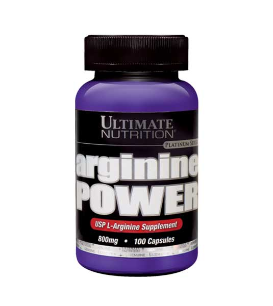 Ultimate Arginine Power 100 капс