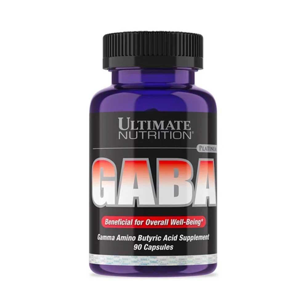 Ultimate GABA 750 мг 90 капс