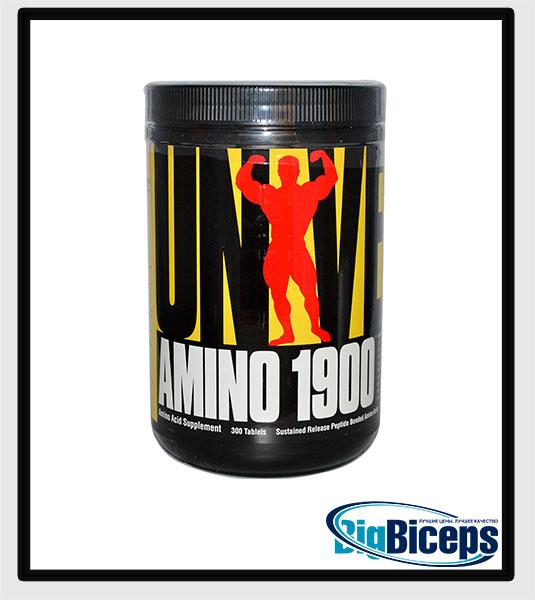 Universal Nutrition Amino 1900 (300tab)