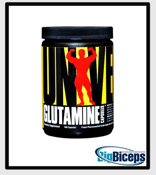 Universal Nutrition Glutamine 100 cap